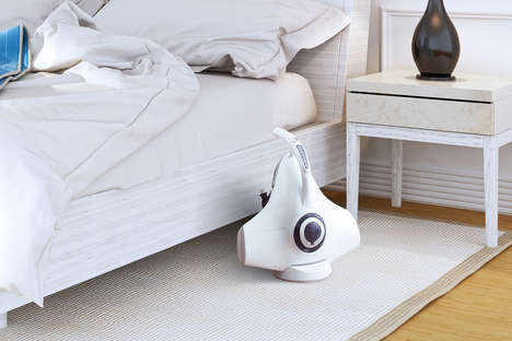 Bacteria-Killing Purifier Vacuums - The RAYCOP RS2 Purifier Bed Cleaner Uses Suction and UV Light