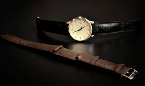 Smart Watch Straps - Maintool's 'Classi' Band Turns Regular Watches into Smart Technology