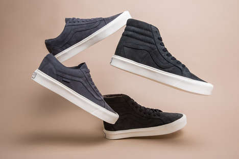 Streamlined Lightweight Sneakers - Vans Released a Selection of New Light Weight Sneakers for Fall