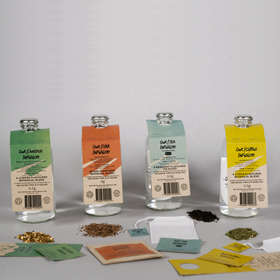 Vodka Infusion Kits - 'Our/Infusions' Introduce Four Ways to Customize Our/Vodka