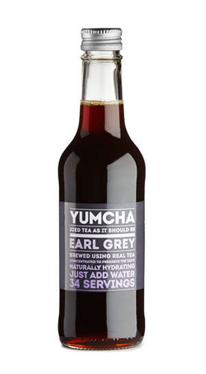 Bottled Tea Concentrates - Yumcha Simplifies the Process of Making Fresh and Flavorful Iced Tea