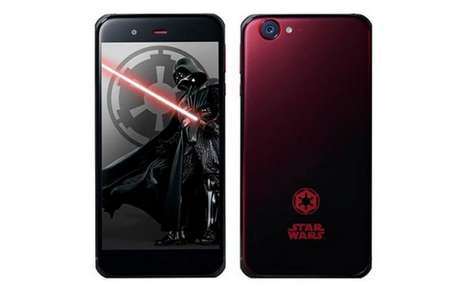Sci-Fi Franchise Smartphones - These Star Wars-Branded Smartphones are Limited-Edition