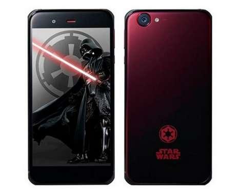 Sci-Fi Franchise Smartphones