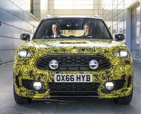 Miniature Efficient Hybrid Cars