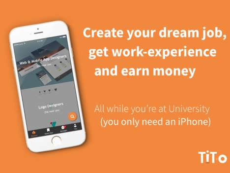 Dream Job-Finding Apps - The 'TiTo' App Makes Finding a Good Job a Streamlined Experience