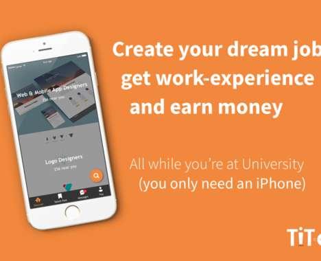 Dream Job-Finding Apps