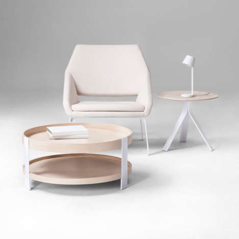 Collaborative Contemporary Furniture - Target & Dwell Magazine Partnered for a Modern Furniture Line