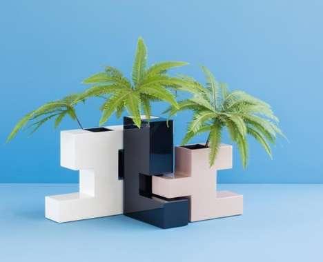 Abstract Homeware Pop-Ups