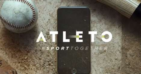 Athletic Meetup Apps - The ATLETO App Helps You Find People to Work Out and Play Sports With