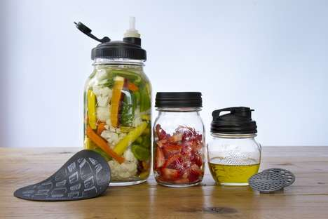 DIY Fermentation Kits - This Kit Allows People to Create Their Own Nutritious Fermented Foods