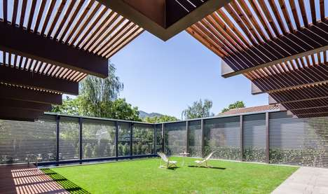 Open-Air Houses - Arnau Estudi d'Arquitectura's House Design Leaves Plenty of Outdoor Space