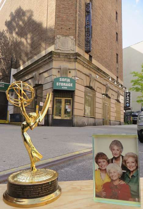 Sitcom-Inspired Cafes - 'Rue La Rue' Will Become New York's First Golden Girls-Themed Restaurant