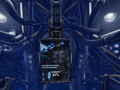 Dark Superhero VR Experience - 'Batman: Arkham VR' Lets Consumers Play as Batman in First Person