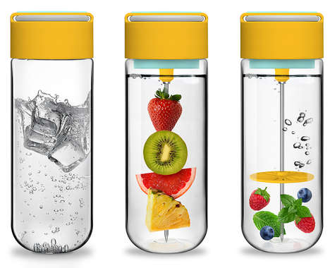 30 Infused Water Innovations