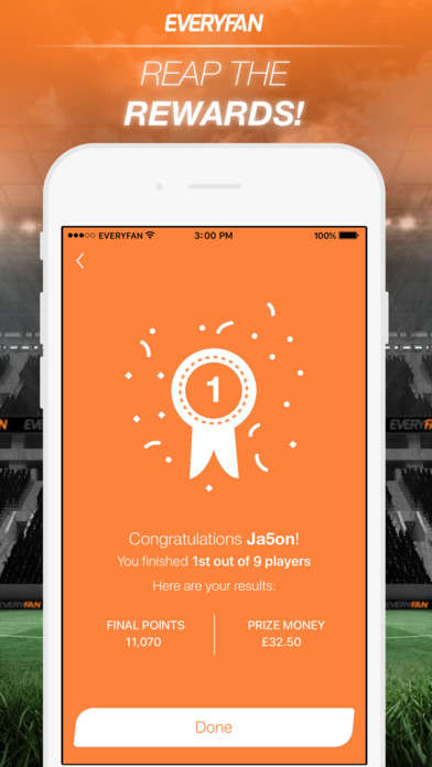 Social Sports Betting Apps - The EveryFan App Allows For Connective Sports Betting Activities