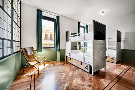 Chic Designer Hostels - Generator Offers Beautiful Boutique Hostels for Low Nightly Prices