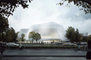 The China Philharmonic Hall Will Be in Beijing's Business District