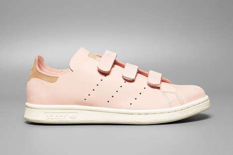 Modernized Velcro Sneakers - adidas Originals Gave Its Popular Stan Smith Model an Attractive Update
