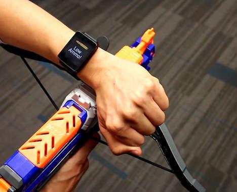 Activity-Detecting Smart Watches