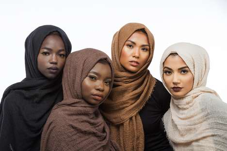 Inclusive Hijab Collections - This Blogger Created a Line of Hijabs for All Skin Tones