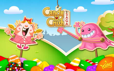 Mobile App Game Shows - CBS's Candy Crush Will be a Game Show Based on the Popular Mobile App