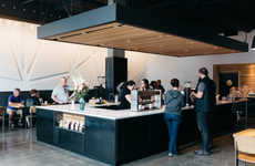 Single-Origin Coffee Shops - This 'Craftworks Coffee' Cafe Was Opened by a Former Engineer