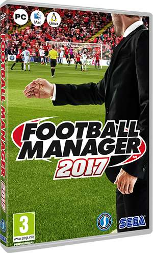 Politically Accurate Football Games - 'Football Manager 2017' Will Include the Effects of Brexit