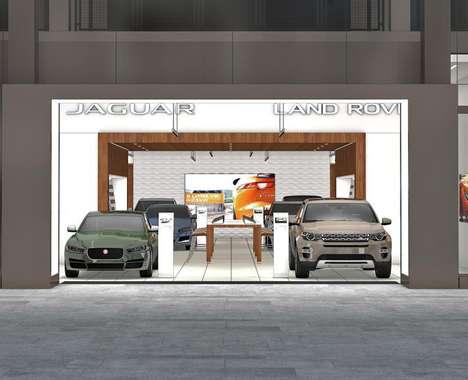 Experiential Dealership Shops