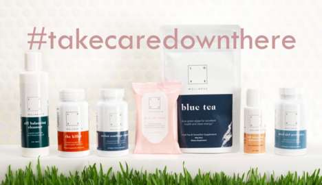 Feminine Hygiene Collections - Love Wellness' Products Help Women #TakeCareDownThere