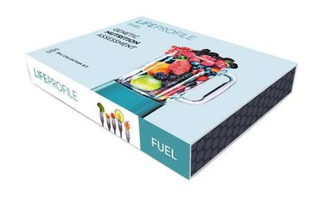Genetic Nutrition Kits - ORIG3N's LIFEPROFILE FUEL Assesses One's Food Needs Based on DNA