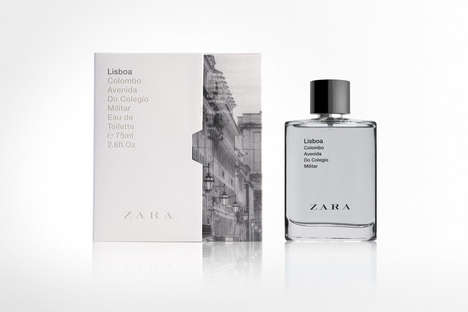 VHS-Inspired Fragrance Boxes - These Zara Men Perfumes are Packaged in 90s-Style Video Sleeves
