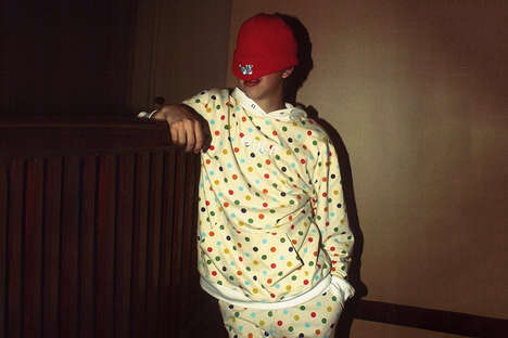 Rapper-Designed Polka Dot Apparel - Golf Wang Released Another Playfully-Decorated Collection