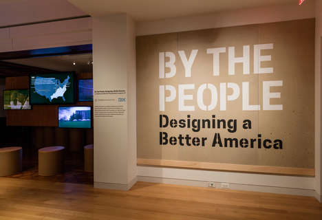 Socially Responsible Design Exhibits - The Cooper Hewitt Exhibit Addresses Many Social Concerns
