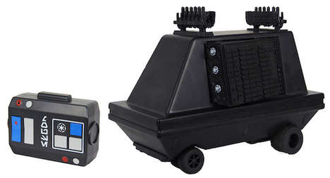 Sci-Fi Droid Toys - This Remote Controlled Mouse Droid is an Original Star Wars Character
