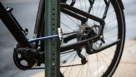 Ultralight Bike Locks - The 560G from Altor Locks Weighs Just Over a Pound
