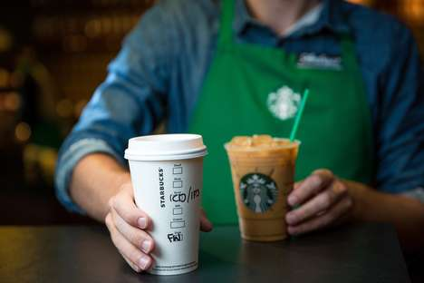 Barista-Crafted Beverages - Starbucks Will Serve Up Exclusive 'Barista Originals' This October