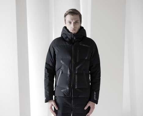 Body Heat-Adjusting Jackets