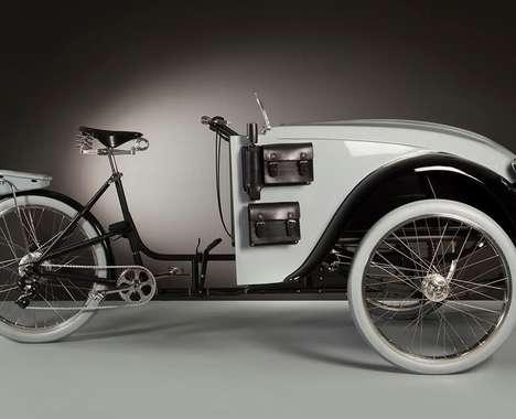 Classically Designed Trikes