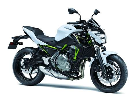 Supercharged Steel-Framed Motorbikes - Kawasaki's New Motorbike Uses Reimagined Engine Technologies