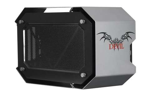 Graphics-Upgrading Peripherals - The PowerColor 'DEVIL BOX' External Graphics System is Powerful