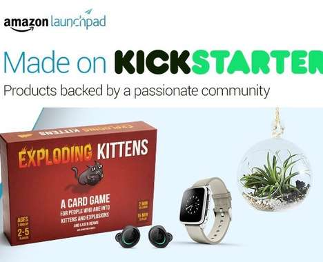 Crowdfunding Project Product Stores