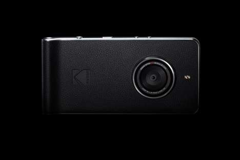 Phone-Equipped Cameras - The Kodak Ektra Camera Smartphone Puts Photography First