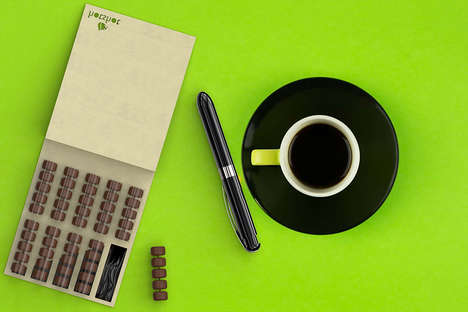 Pen-Inspired Coffee Makers - The 'Hotshot' is a Small Coffee Maker Designed Like a Writing Utensil