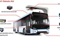 Autonomous Bus Sensors - Singapore's Land Transport Authority's Buses Will Have Self-Driving Sensors