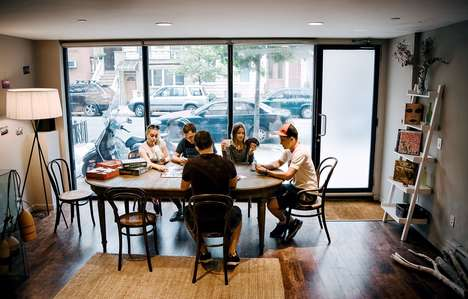 Punch Clock Currency Cafes - Brooklyn's Glass Hour Charges Patrons by the Minute instead of Drinks
