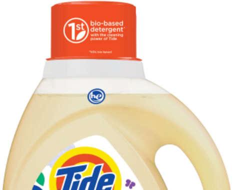 Bio-Based Detergents