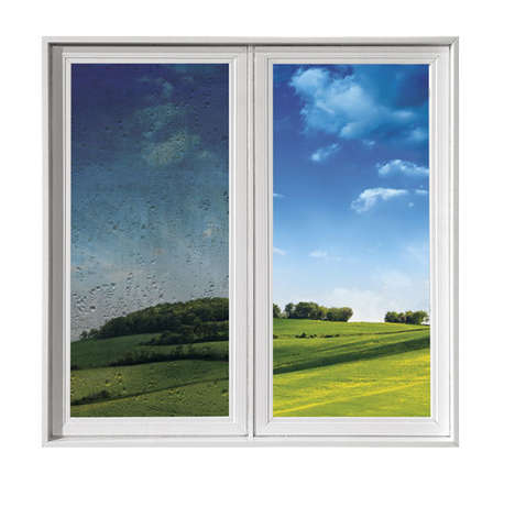 Self-Cleaning Windows - LaFlamme Natura+ Windows Eliminate the Need for Harsh Chemical Cleaners