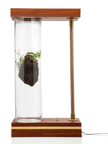 Quirky Terrarium Designs - 'Spruitje' Makes Unique Forms to Host Living Indoor Ecosystems
