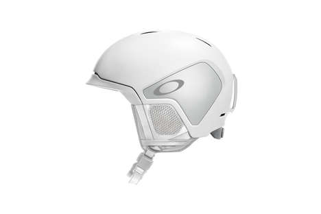 Performance Winter Helmets - These Oakley Helmets Can Be Comfortably Worn with Any Oakley Goggle