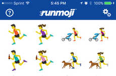 Runner-Focused Emoji Apps